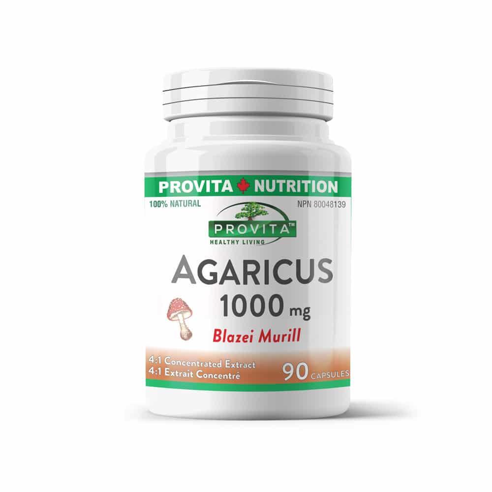Agaricus Blazei Murill - imunostimulator, anticancerigen