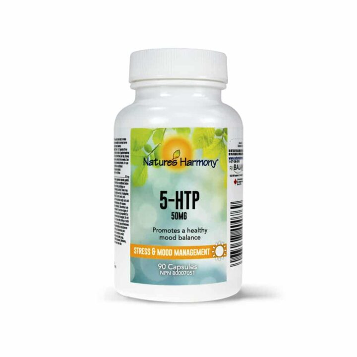 5-HTP - antidepresiv, anti-stres