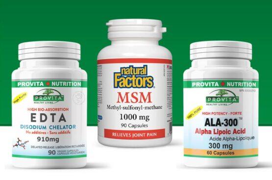 Protocol Chelatin forte: procedura esentiala de chelatinare EDTA