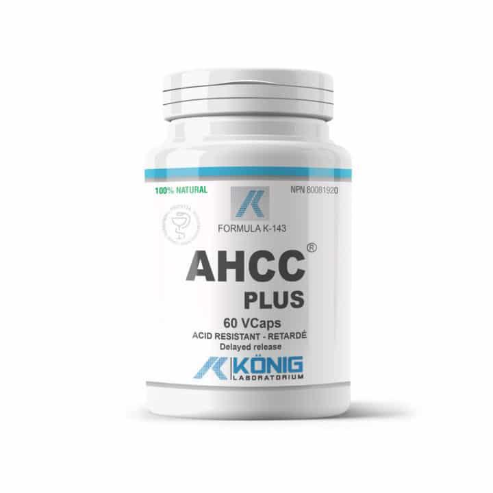AHCC plus - formula forte