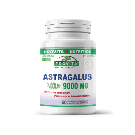 Astragalus 9000 forte - antitumoral, imunostimulator