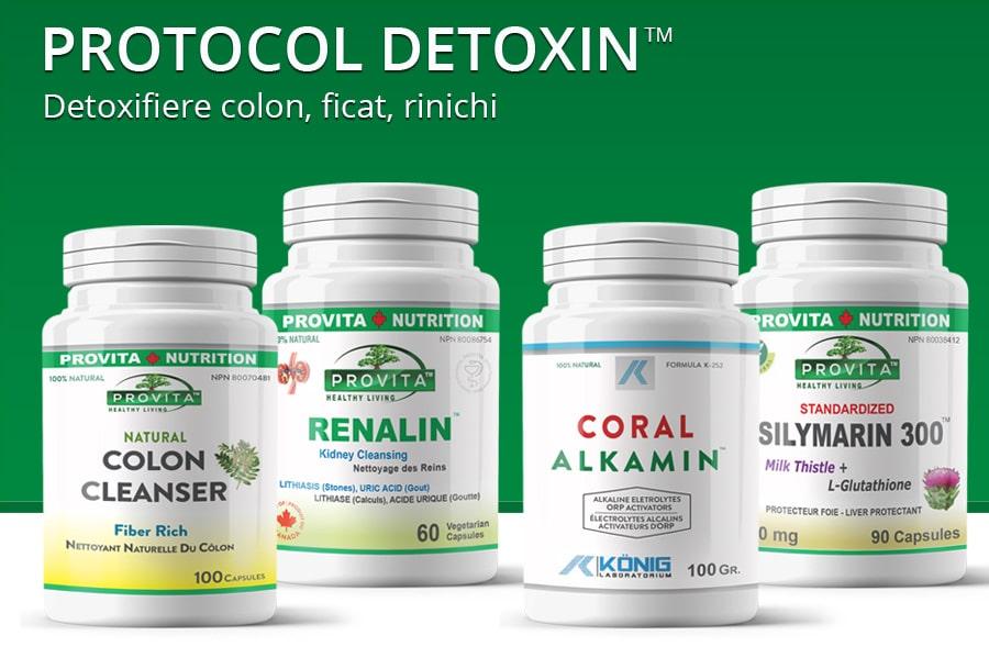 detoxifiere avansată a colonului)