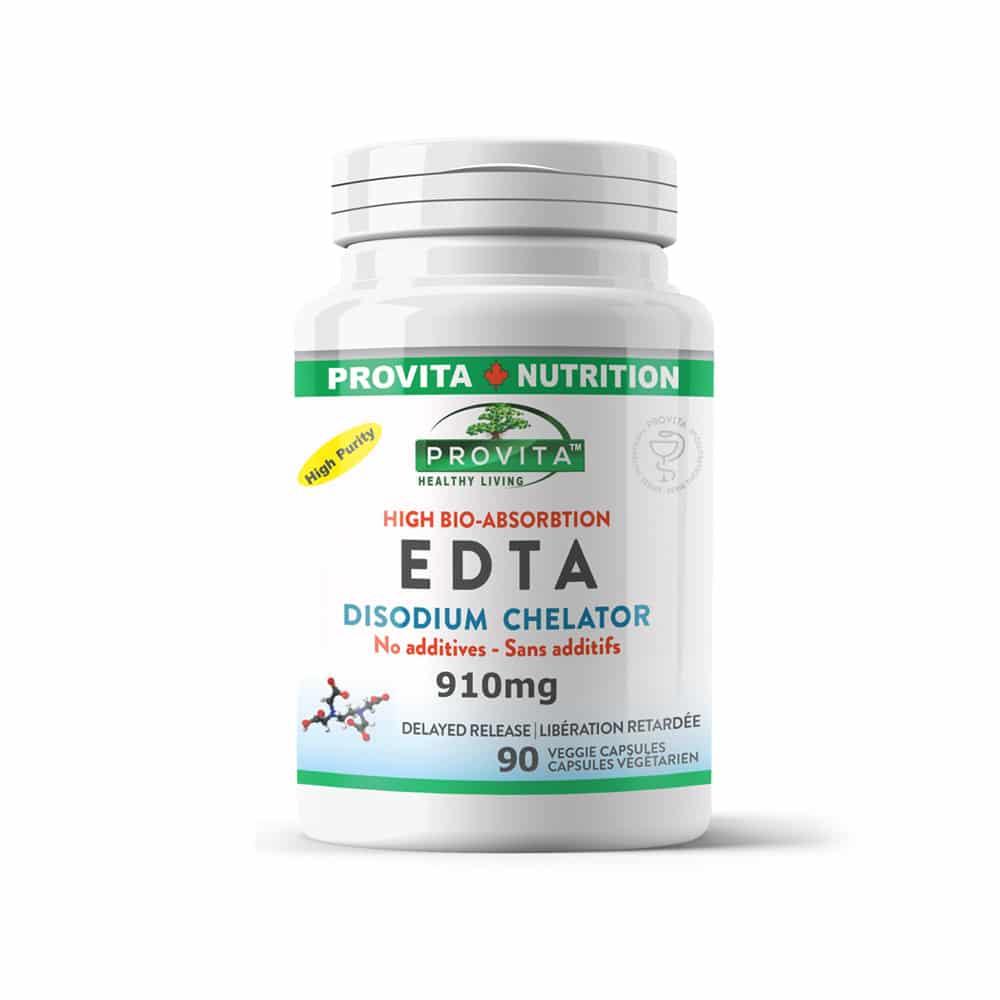 EDTA - chelat disodic biodisponibil