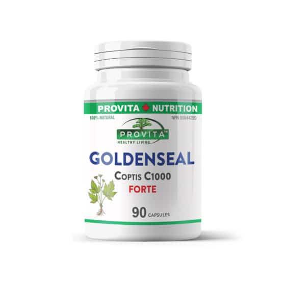 Goldenseal Coptis C. forte - anticancerigen, antiinflamator