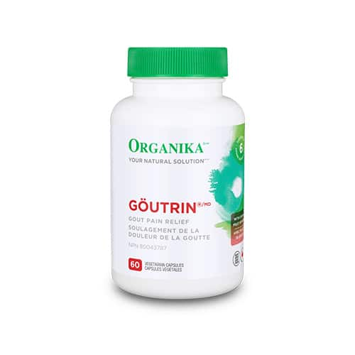 Göutrin - pentru hiperuricemie, guta