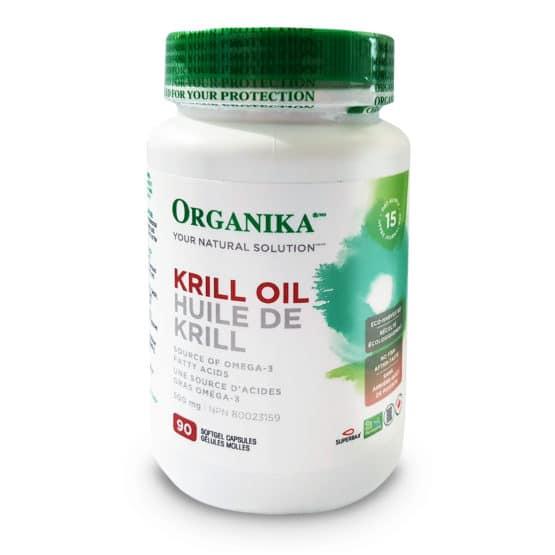 Krill Oil - ulei de crevete Krill