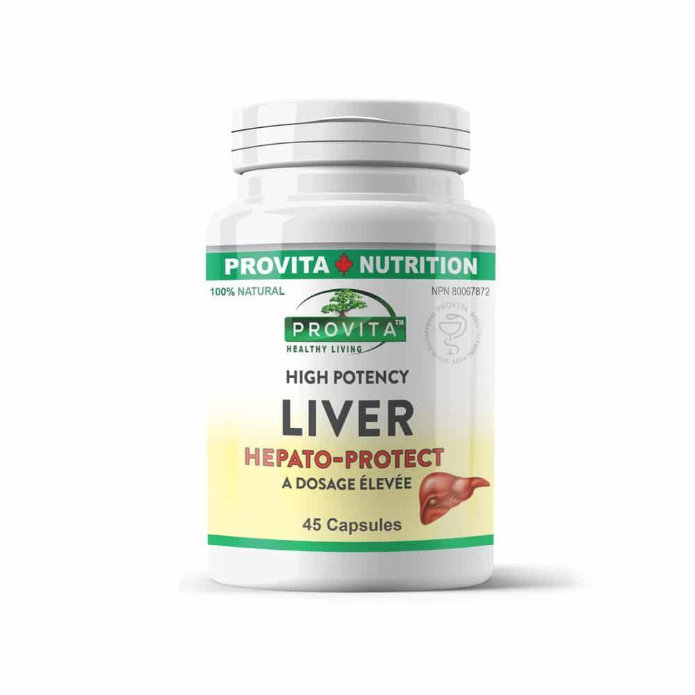 Liver forte hepato-protect
