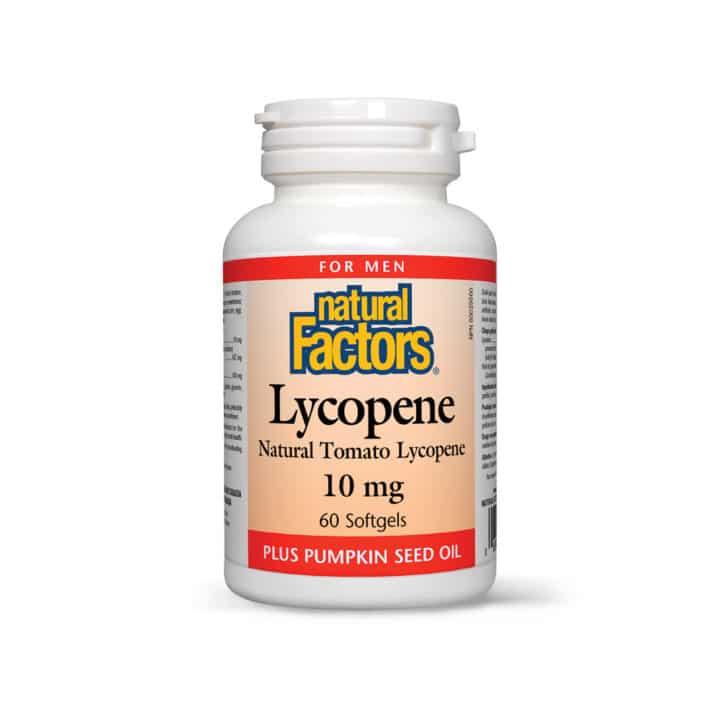 Lycopene (licopina) forte – 10 mg – 60 capsule moi