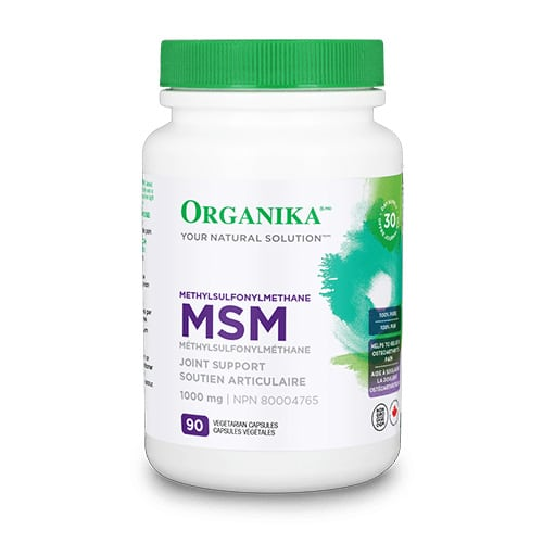 MSM (metil-sulfonil metan) natural, 100% pur