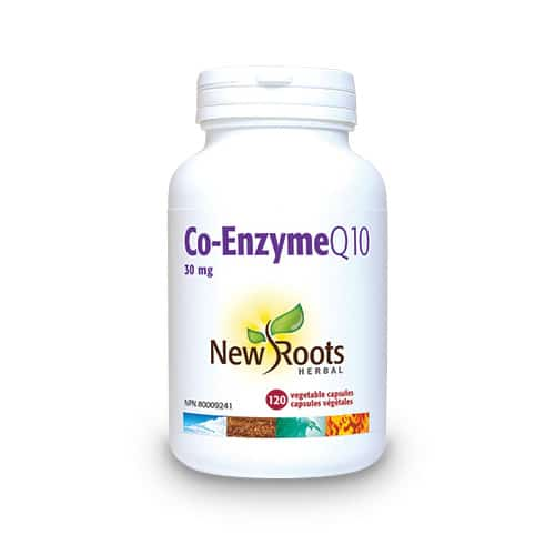 Co-Enzyme Q10 – 30 mg – 120 capsule
