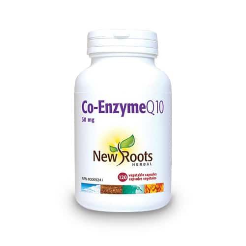 Co-Enzyme Q10 – 30 mg – 120 capsule