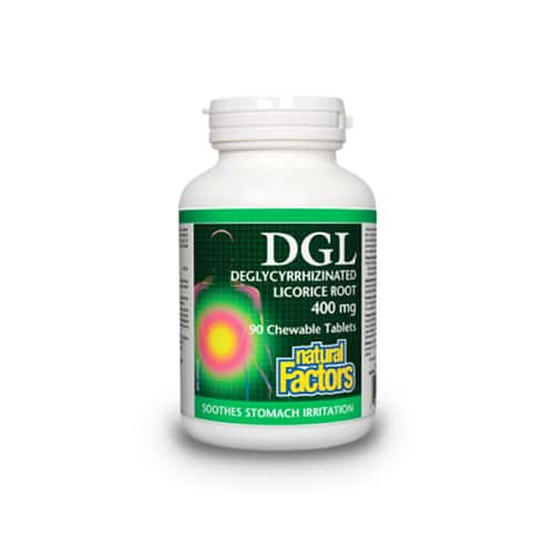 DGL – 400 mg – 90 tablete masticabile