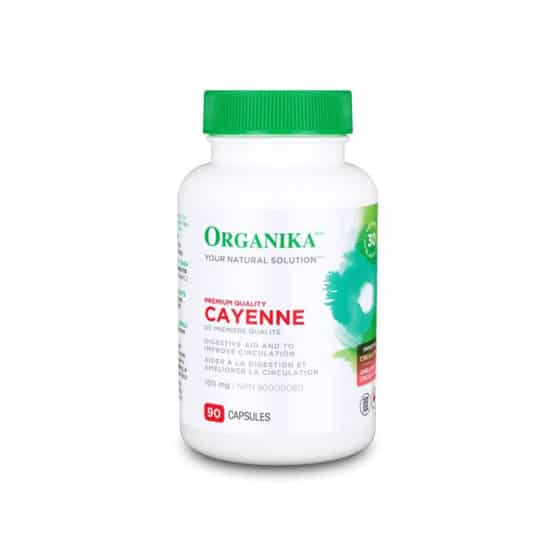 Cayenne - supliment nutritiv din plante