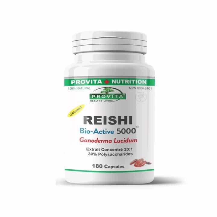 Reishi 5000 Ganoderma - 180 capsule