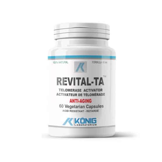 Revital-Ta - activator telomeraza anti-aging