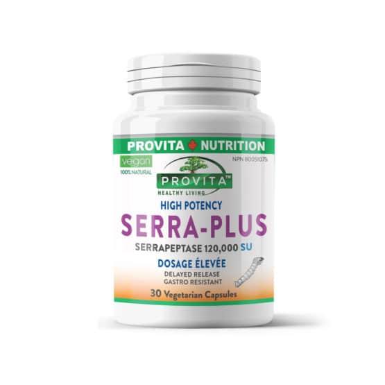 Serra Plus - super-enzima proteolitică