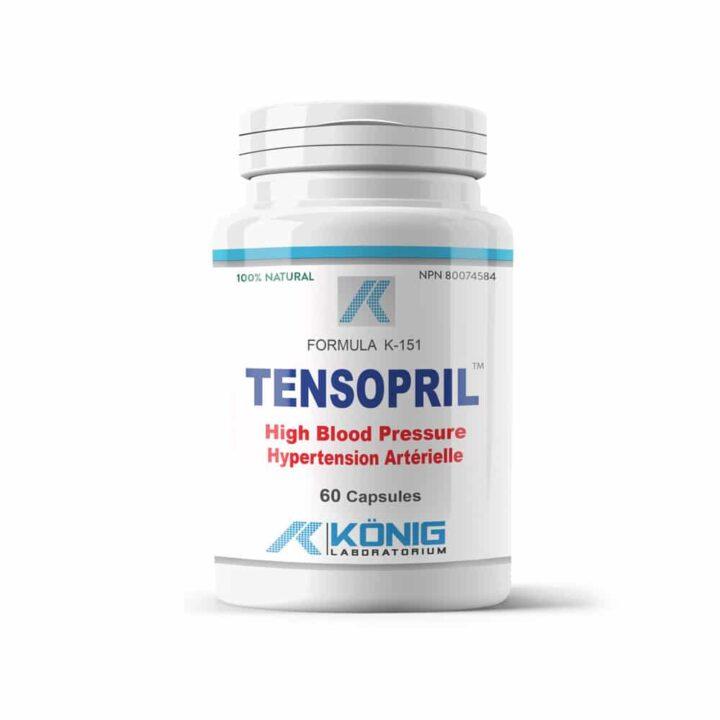 Tensopril - pentru hipertensiune arterială