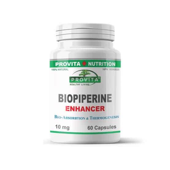 Bioperina (biopiperina) - potentator bio