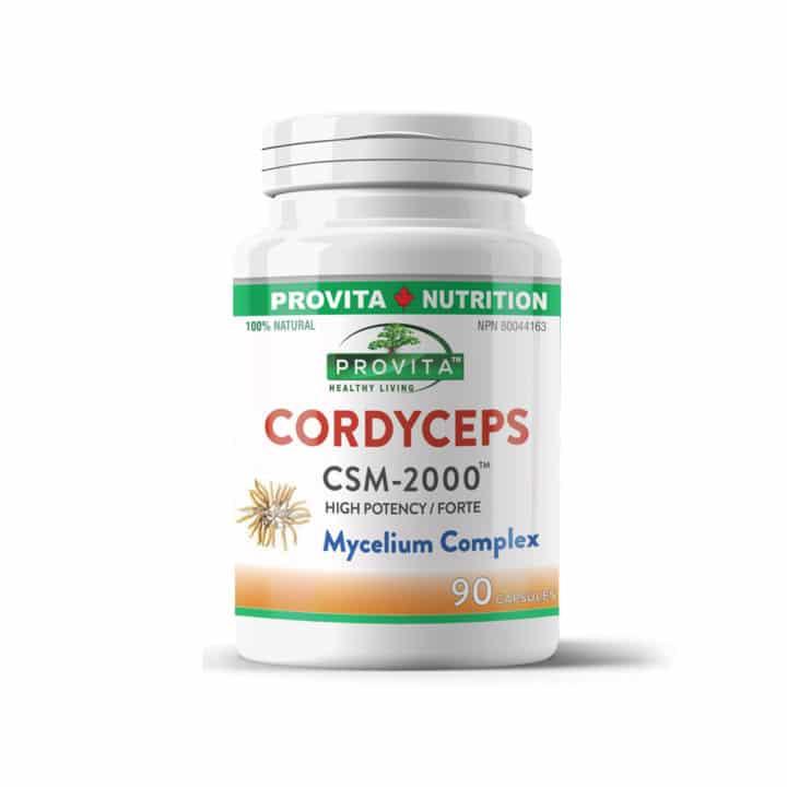 Cordyceps CSM-2000™ - Mycelium complex
