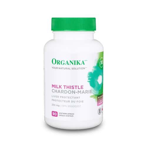 Milk Thistle (silimarina) - pentru insuficiență hepatică 1