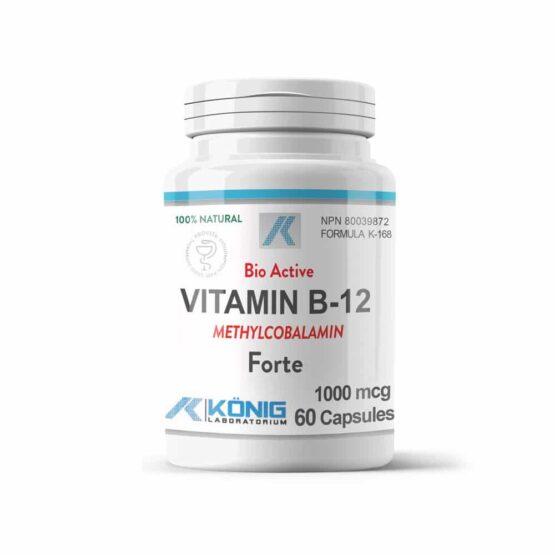 Vitamina B12 metilcobalamina forte