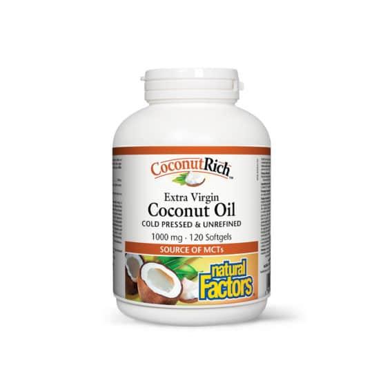 Ulei de cocos biologic extravirgin