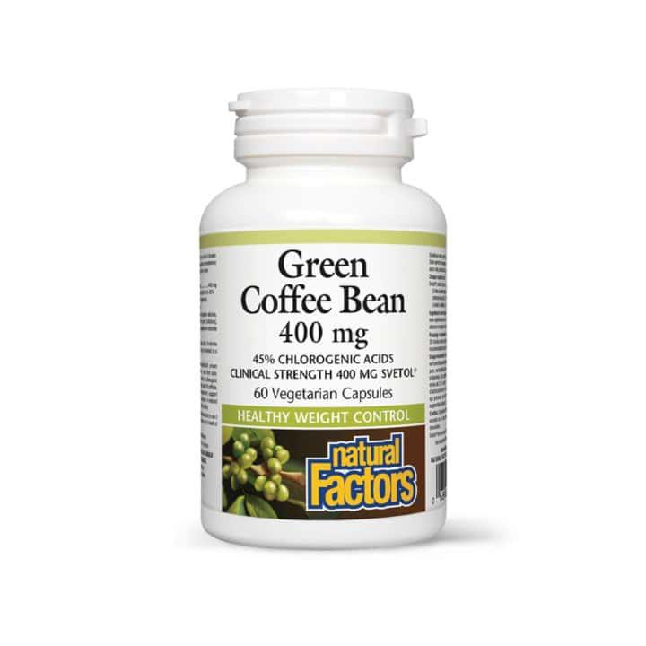 Green Coffee Bean –400 mg – 60 capsule vegetale