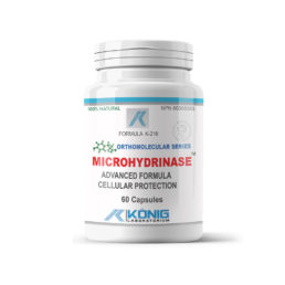 Microhidrinaza (Microhydrinase) - 60 capsule