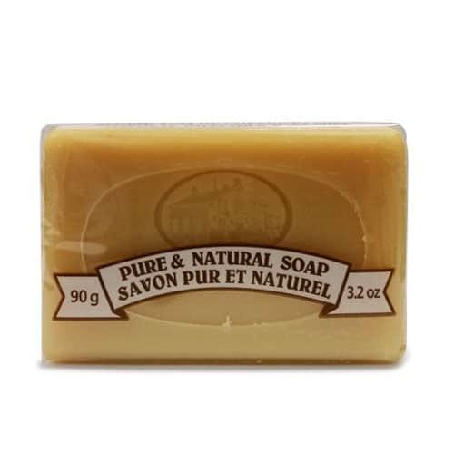 Sapun terapeutic extrafin cu lapte de capra, ovaz si miere de albine