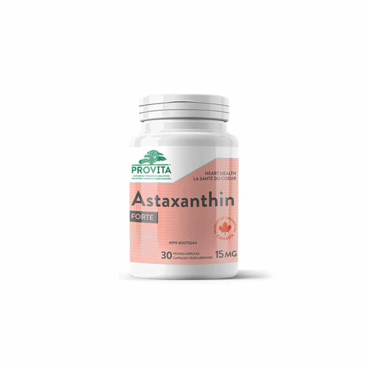 Astaxanthin forte - antioxidant capilar