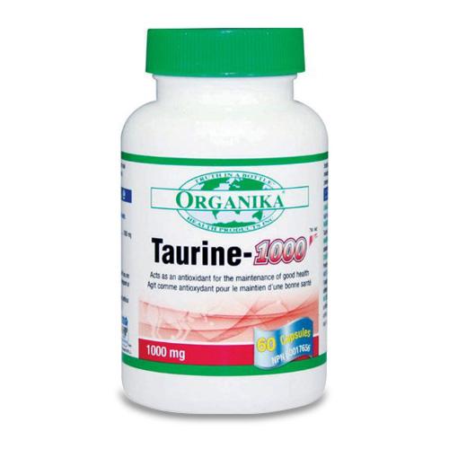 Taurina 1000 - 60 capsule