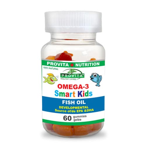 Omega-3 Smart Kids - 60 jeleuri