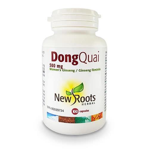 Dong Quai Forte (Angelica Sinensis)