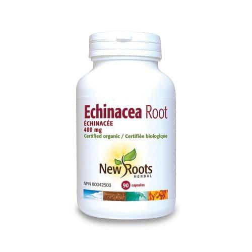Echinacea root forte – 400 mg – 90 capsule vegetale