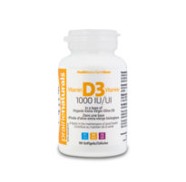 Vitamin D3 1000 UI - 980 capsule
