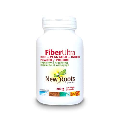 Fiber Ultra 200 g - New Roots Herbal