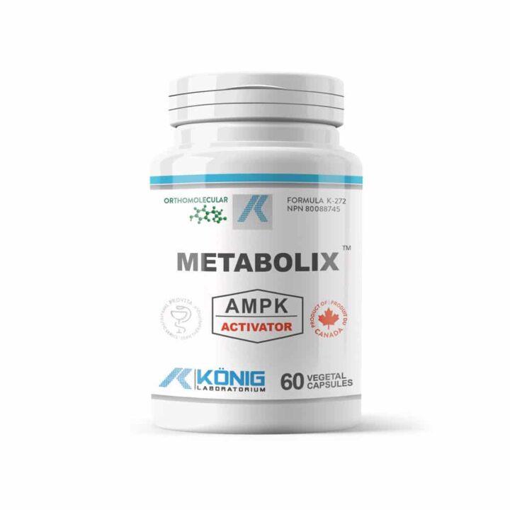 Metabolix AMPK