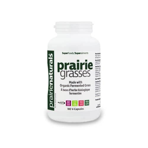 Prairie Grasses - ierburi de preerie fermentate