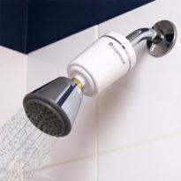 Santevia Water Systems > Filtru pentru dus - alb