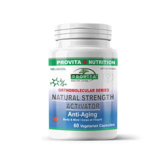Natural Strength Activator Anti-Aging