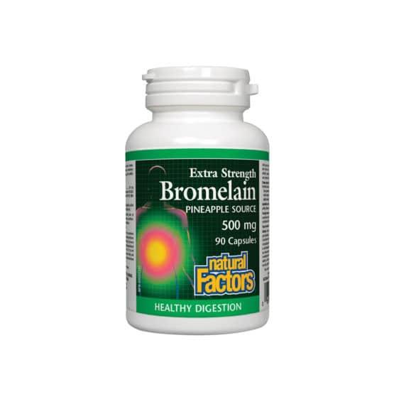 Bromelain (Bromelaina) forte