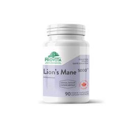 Lion's Mane 5000TM – ciuperca Coama leului (Hericium)