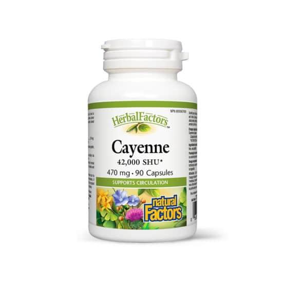 Cayenne – 470 mg – 90 capsule