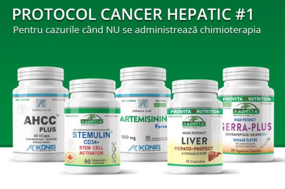 Protocol cancer hepatic 1