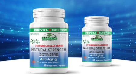 Natural Strength Activator