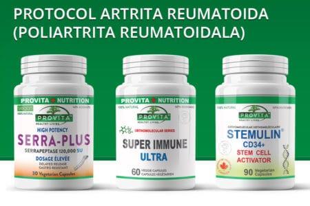 Protocol artrita reumatoida