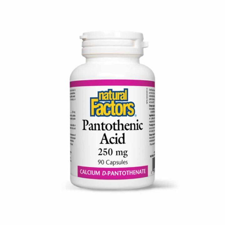 Pantothenic Acid (Vitamina B5)